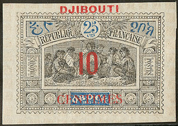 ** DJIBOUTI En Haut, Hors Cadre. No 31d. - TB. - R - French Somali Coast (1894-1967)