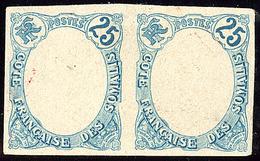 (*) Centre Omis. No 44, Paire, Sur Bristol. - TB - French Somali Coast (1894-1967)