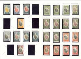 """(*) Essais. No 50, Valeur """"0f"""", Avec Signatures. - TB - French Somali Coast (1894-1967)"""