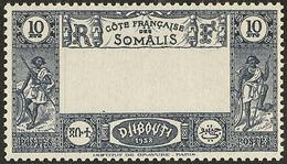 ** Centre Omis. No 168a. - TB - Côte Française Des Somalis (1894-1967)