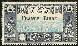 ** No 231. - TB - French Somali Coast (1894-1967)