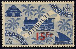 * Sans Les Barres. No 261a. - TB - French Somali Coast (1894-1967)