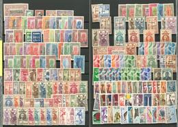 ** Collection. 1915-1967 (Poste, PA, Taxe), Valeurs Moyennes Et Séries Complètes. - TB - French Somali Coast (1894-1967)