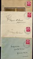 710B Sur 4 Lettres Oblitération EUPEN 18 JUIL 1940 ? (Lot 466) - Duitsland