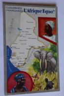 Colonies Francaises L Afrique Equatoriale Edit Par Les Produits Du Lion Noir - South Africa