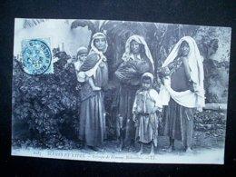 GROUPE DE FEMMES BEDOUINES - Plaatsen