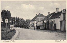 Nispen (N-Br) - Grenskantoor - Pays-Bas
