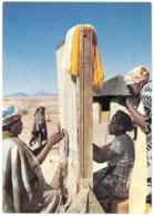 CP LESOTHO - Tissage - Métier à Tisser - Photo F. Perret , La Chaux De Fonds - Lesotho
