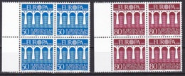 Liechtenstein/1984 - Europa CEPT - Block Set - MNH - Liechtenstein