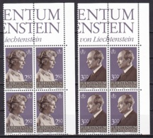 Liechtenstein/1983 - Princess Gina & Prince Franz Joseph II/Friemarken - Block Set - MNH - Liechtenstein