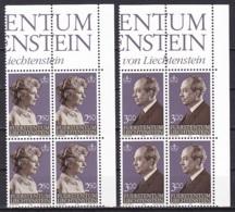 Liechtenstein/1983 - Princess Gina & Prince Franz Joseph II/Friemarken - Block Set - MNH - Ungebraucht