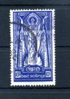 1937 IRLANDA N.70 USATO Fil.1 - 1937-1949 Éire