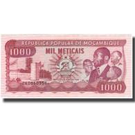 Billet, Mozambique, 1000 Meticais, 1989-06-16, KM:132c, NEUF - Mozambique