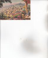 CPA 06 GRASSE ,vue Générale. ( Signée : M. Vivier.) - Grasse