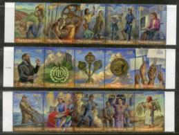 United Nations 2019 International Labor Organization ILO Centenary Painting MNH # 6393 - ILO