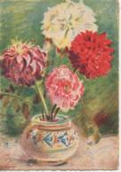 BARRE-DAYEZ  N° 1269 D  Bouquet De Dalhia - Illustratori & Fotografie