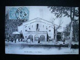 SIDI BEL ABBES LE THEATRE - Sidi-bel-Abbes