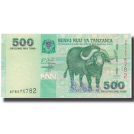Billet, Tanzania, 500 Shilingi, KM:35, NEUF - Tanzanie