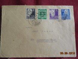 Lettre De 1948 à Destination De Pirmasens - Zone Soviétique