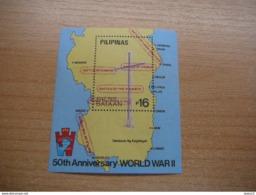 (06.09) FILIPPIJNEN Blok 1992 - Philippines