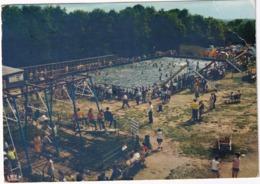 Centre De Vacances L'Hirondelle, Oteppe - Piscine Et Plaine De Jeux - Zwembad En Speelplein - Burdinne