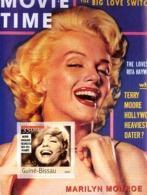 Guinea - Bissau 2003 - Marilyn Monroe S/s. Y&T 16, Michel 2260 BL405 - Guinea-Bissau