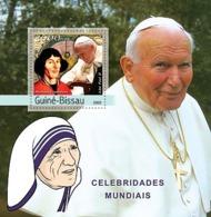 Guinea - Bissau 2003 - John Paul II - N.Copernic S/s. - Guinea-Bissau
