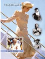 Guinea - Bissau 2004 - Celebrities (Pope, Diana, Dunant, Schweitzer) S/s, Y&T 220, Michel 2721/BL455 - Guinea-Bissau