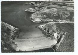 Belle Ile En Mer Sauzon  Vue Aérienne Pointe Des Poulains - Belle Ile En Mer