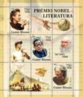 Guinea - Bissau 2005 - Nobel Prize Winners -Literature-E Jelinek, K Oe J Morrison 3v Y&T 2019-2021, Michel 3171-3173 - Guinée-Bissau
