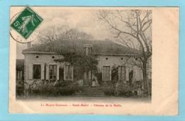 SAINT-ANDRE - Château De La Haille  -1912 - - Francia
