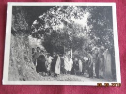 Carte D'Algerie De 1956 Avec Cachet Militaire ( Ecole En Kabylie) - Algeria (1924-1962)