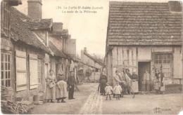 Dépt 45 - LA FERTÉ-SAINT-AUBIN - La Cour De La Pillerete - (en L'état, Voir Description) - La Ferte Saint Aubin