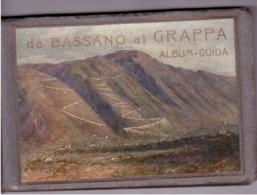 Da Bassano Al Grappa Ricordo Della Grande Guerra  K477 - Oggetti 'Ricordo Di'