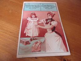 Postkaart, Niets Overtreft De Poederzeep Van Pierre Ney Te Verviers - Cromos