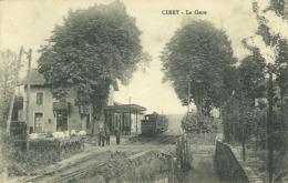 54  CIREY - LA GARE (ref 5870) - Cirey Sur Vezouze