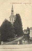 CPA MONTIER-en-DER - Le Gue De La Ville (104788) - Montier-en-Der