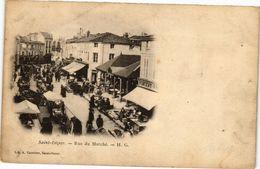 CPA St-DIZIER - Rue Du Marché (270323) - Saint Dizier