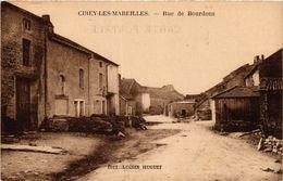 CPA CIREY Les Mareilles - Rue De Bourdons (277145) - Autres Communes