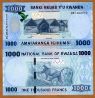 RWANDA – 1 000 FRANCS - 2015 -  UNC - Ruanda