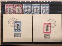 Belgisch Congo- Congo Belge Nrs 298-299 Gestempeld Oblitéré - Congo Belge