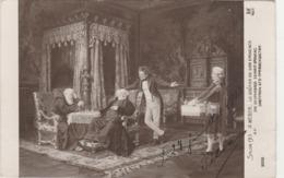WEBER Alfred (1862-1922)Peintre Francais - LE GOUTER DE SON EMINENCE -   Editeur A. NOYER N° 2050 - Malerei & Gemälde