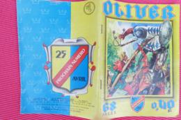 OLIVER BIMENSUEL N° 157 (Année 1965) **** BHR 025X - Magazines Et Périodiques