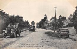 CIRCUIT DE LA PRESSE-1907, LA TRAVERSE DES AUTHIEUX SUR COLONNE - Rallyes