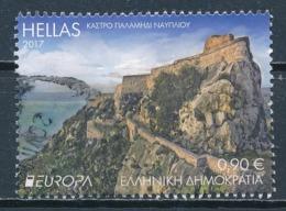 °°° GRECIA GREECE - Y&T N°2859 - 2017 °°° - Usati