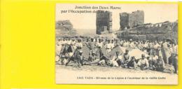 TAZA Bivouac De La Légion Militaria (Boumendil) Maroc - Other