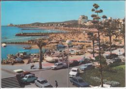 SITGES BARCELONA   Embarcadero Y Playa , Nice Stamp - Barcelona