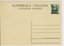 Trieste A, Cartolina Postale C 16 Nuova (05330) - Sin Clasificación