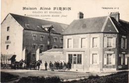 Longueil Sainte Marie - Maison Aimé Firmin , Grains Et Engrais - Francia