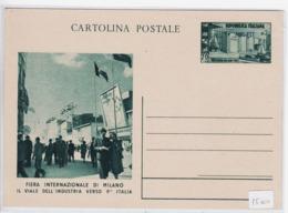 Trieste A, Cartolina Postale C 20 Nuova  (05335) - Sin Clasificación